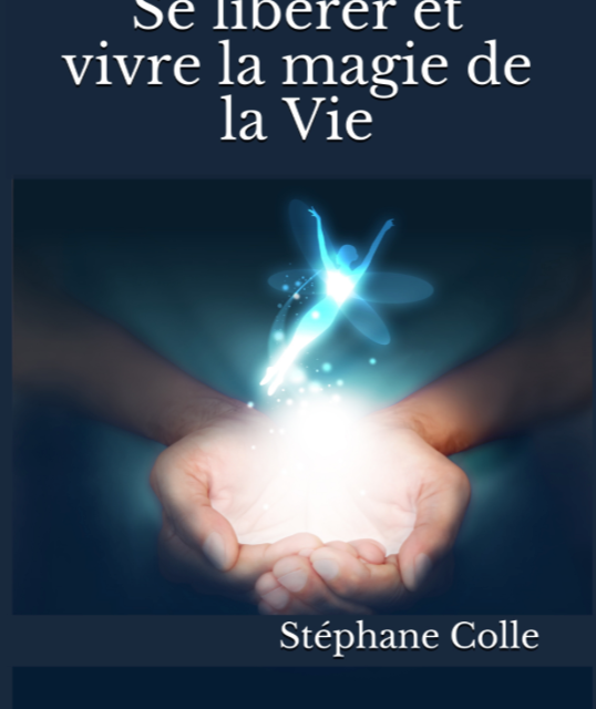 Stage/Partage «Se libérer et vivre la magie de la Vie» avec Stéphane Colle